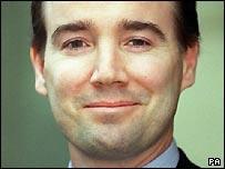 Adam Crozier, Royal Mail chief executive