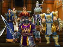 Warcraft adventurers, Blizzard