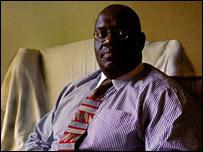 Mr John Githongo