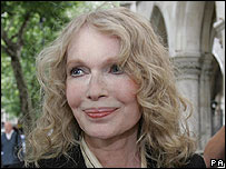 Mia Farrow is expected to support Polanski's claim