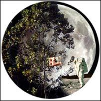 Nasa's Moon Tree emblem