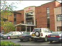 Ramada Hotel, Belfast