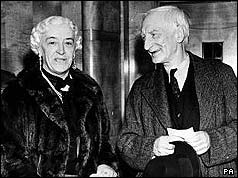 Sir William and Lady Beveridge