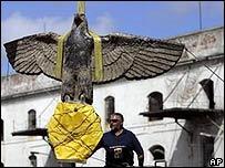 Graf Spee eagle