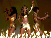 Beyonce and Destiny's Child
