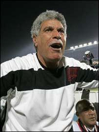 Egypt coach Hassan Shehata
