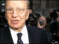 MURDOCH goes on internet buying spree