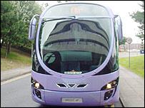 ftr Concept streetcar