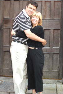 Picture of Nigel and Susan Williams