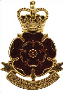 Queen's Lancashire Regiment
