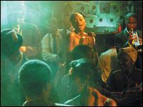Escena de película Drum