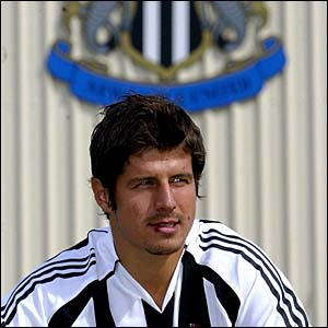 Newcastle United's Emre