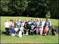 Campaigners against Acton Park development