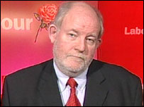 Charles Clarke MP