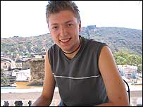 Jonny Platt, founder of Rectifi