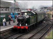 Locomotive 6695