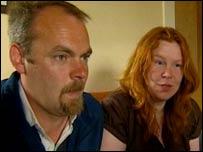 Brian and Fiona Culbert