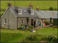 Brian Culbert's house