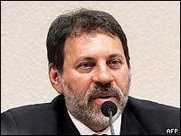 Delubio Soares, former treasurer of Brazil's Workers Party