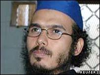 Mohammed Hamdi al-Ahdal in court