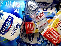 the danone wahaha dispute This case examines the legal dispute between chinas leading beverage company, wahaha group, and the french beverage giant, groupe danone danone and wahaha formed a.