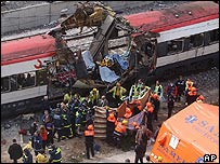 Madrid train bombings