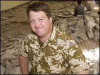 Major Andrew Mathieson