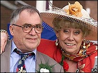 Jack and Vera Duckworth, played by Bill Tarmey and Liz Dawn