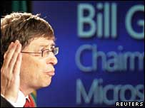 Bill Gates, Reuters