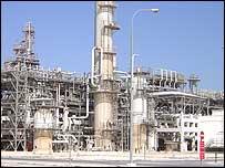 Ras Laffan LNG plant