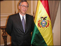 President Eduardo Rodriguez