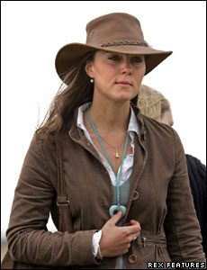 Kate Middleton at Festival of British Eventing - Gatcombe Park, Gloucestershire
