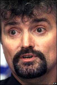 Milltown killer Michael Stone