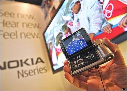 Nokia N-92