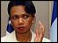 US Secretary of State Condoleezza Rice in Israel