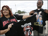 Rolling Stones fans are getting geared up for Saturday