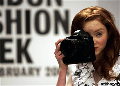 Model Lily Cole
