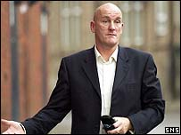 Hearts' new director of football, Jim Duffy