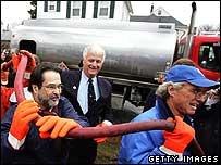 Donativo petrolero de Venezuela en EE.UU.