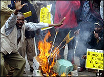 Kenyan riots