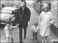 Scene from 1966 BBC homelessness drama Cathy Come Home