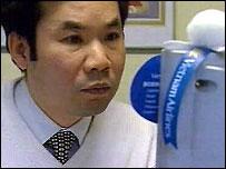 Businessman Vu Duy Toan