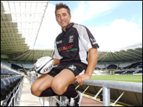 Gavin Henson: Barry Batchelor/PA