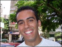 Cairo University student Mohammed Esmat