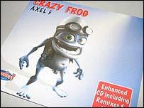 Crazy frog, BBC