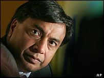 Mittal chief executive Lakshmi Mittal