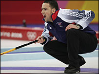 GB men's curling skip David Murdoch