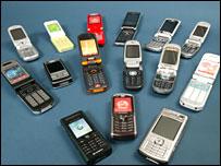 Vodafone 3G handsets