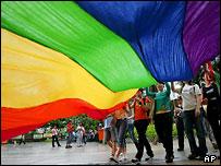 Гей-парад в Гонконге