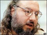 Jonathan Pollard in 1998